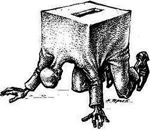 Каково общество, таковы и кандидаты в президенты