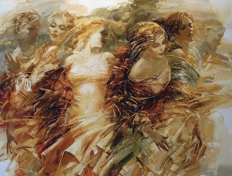 Автор картины Роман Гарасюта (Roman Garassuta)