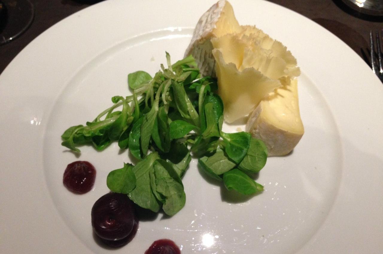 Сыр на десерт? Почему бы и нет!