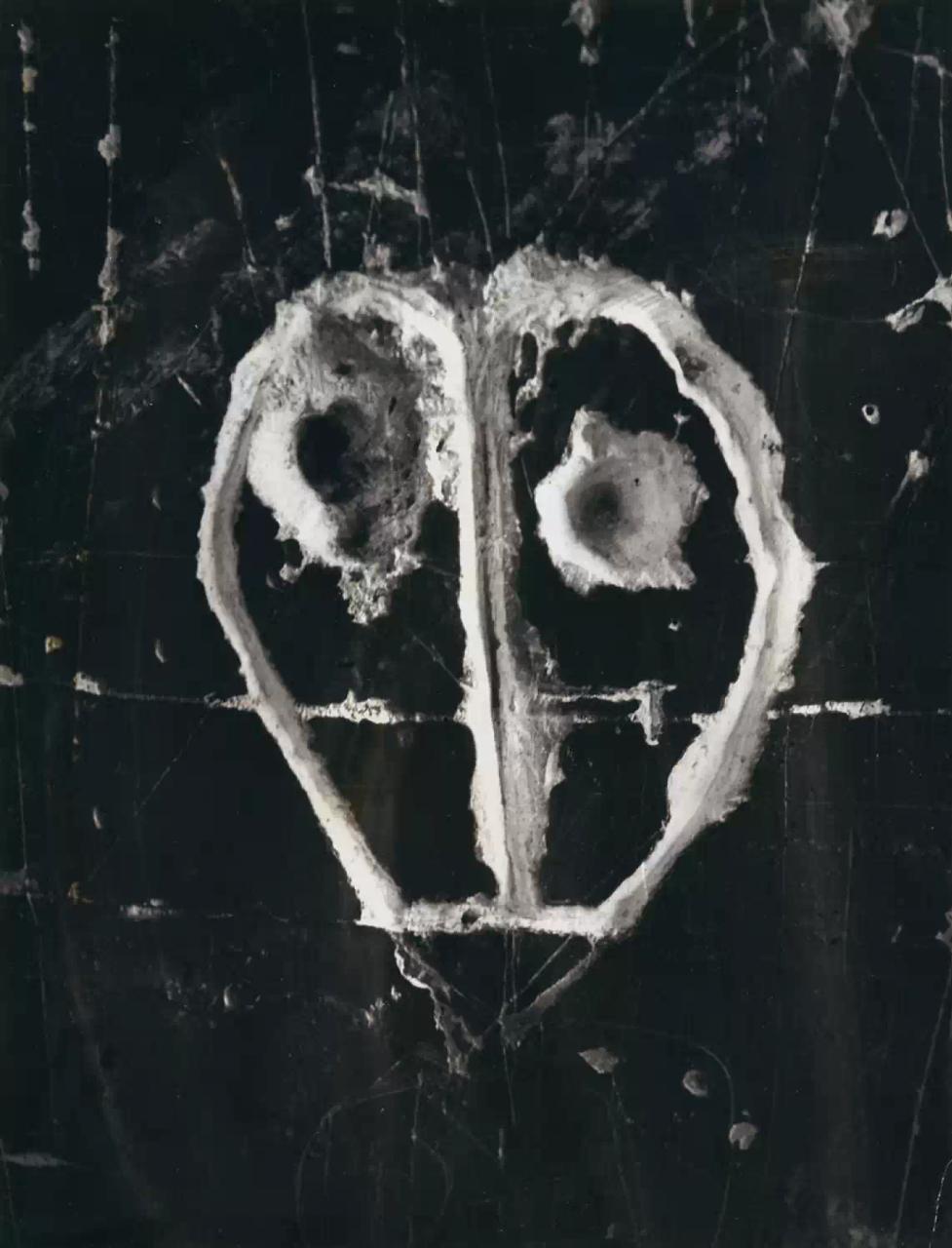 1930. Граффити. Серия VI. Любовь