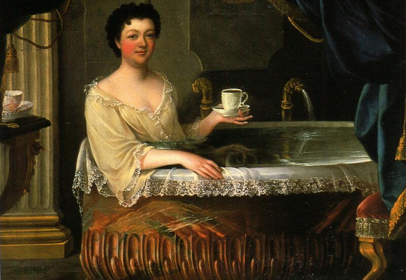 Bad-mit-Schokolade, автор неизвестен, 17 век