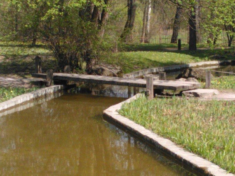Московский Ботанический Сад