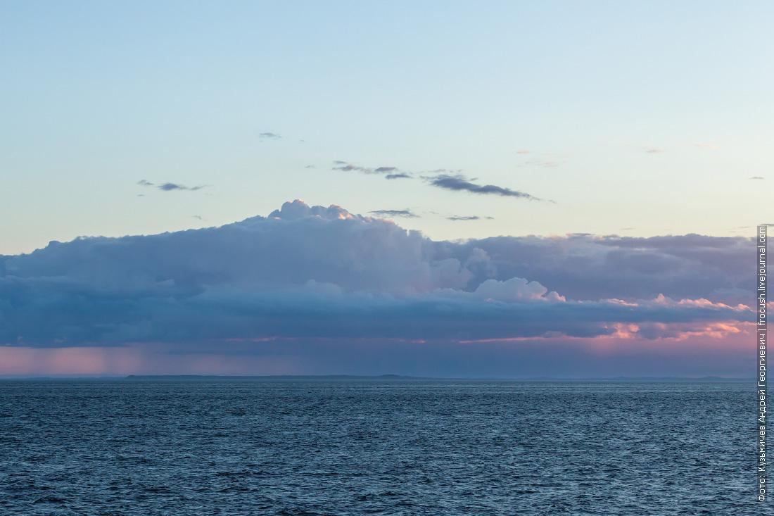 теплоход русь великая круиз в архангельск фотография белое море