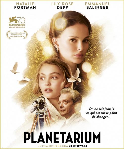 Планетариум / Planetarium (2016/WEB-DL/WEB-DLRip)