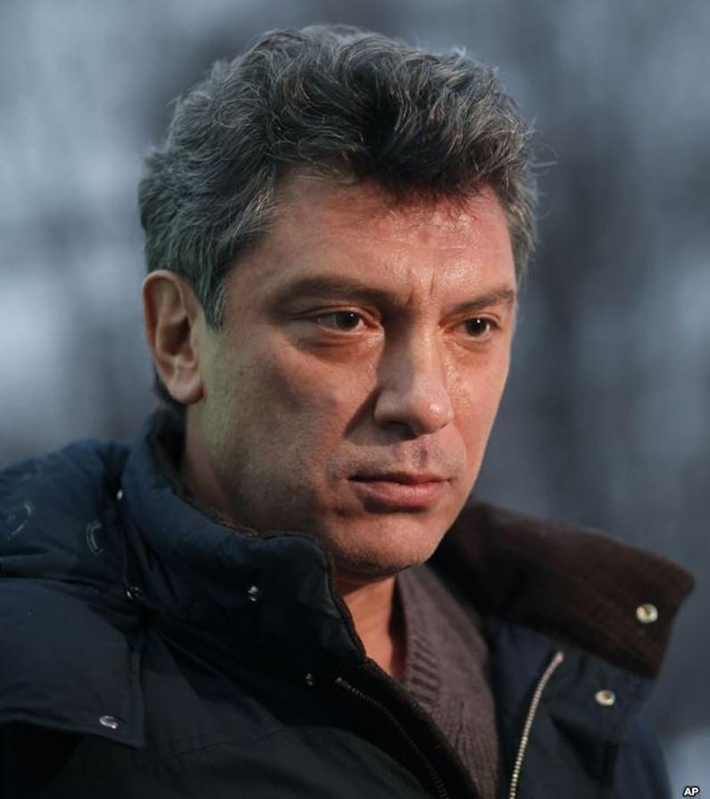 """Немцов Борис, лидер """"Солидарности"""""""