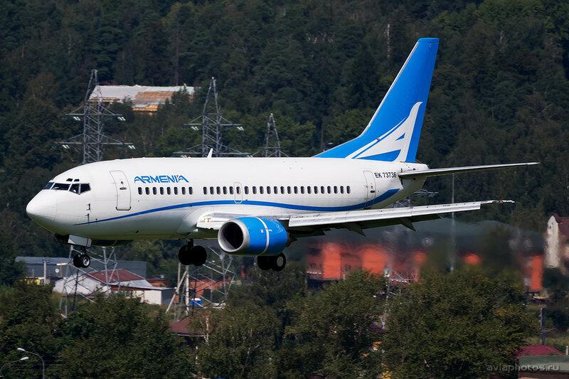 Boeing 737-505 (EK73736) Armenia 013_D805240