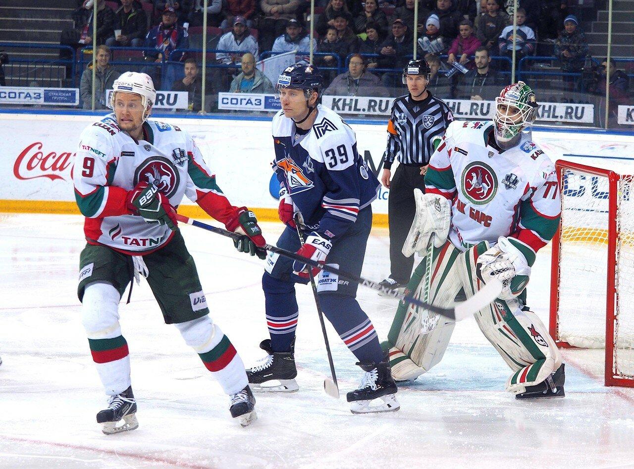 112 Первая игра финала плей-офф восточной конференции 2017 Металлург - АкБарс 24.03.2017