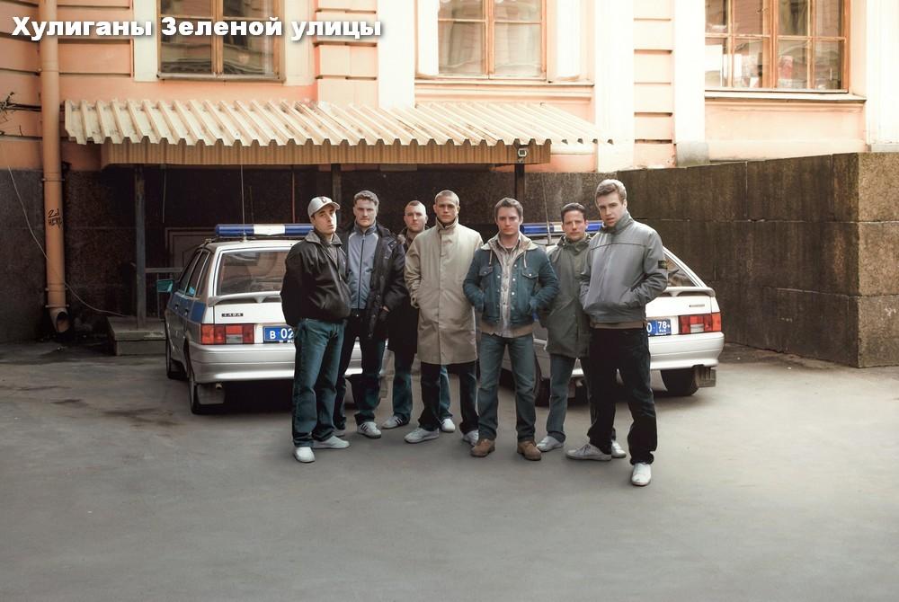 Персонажи известных картин в России