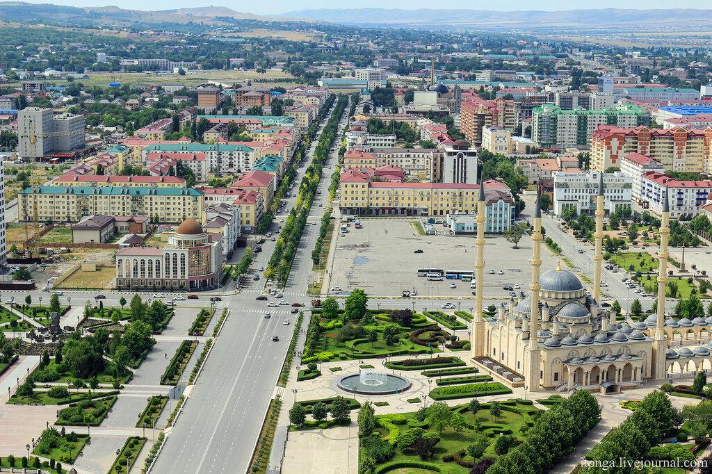 Грозный,экскурсия, Кавказ, Грозный, город республика, Чеченская Чечня, путешествие, Проспект Путина
