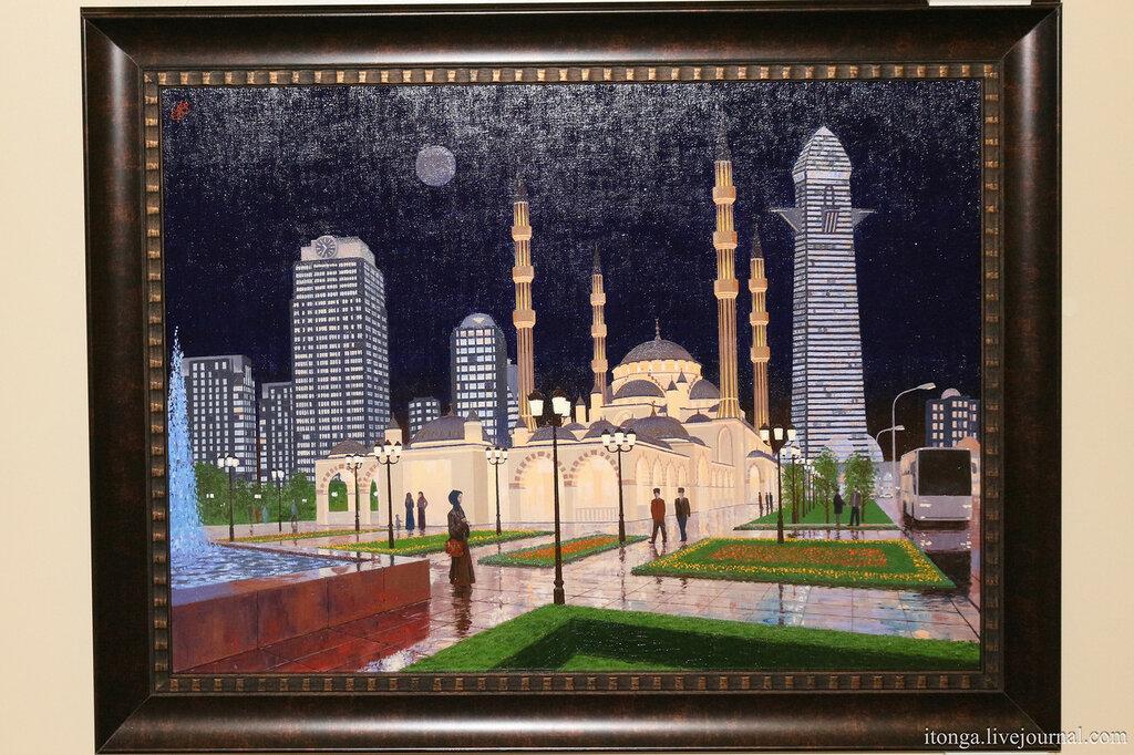 Грозный, экскурсия, Кавказ, Грозный, город республика, Чеченская Чечня, путешествие, Чечни? Сердце Мечеть