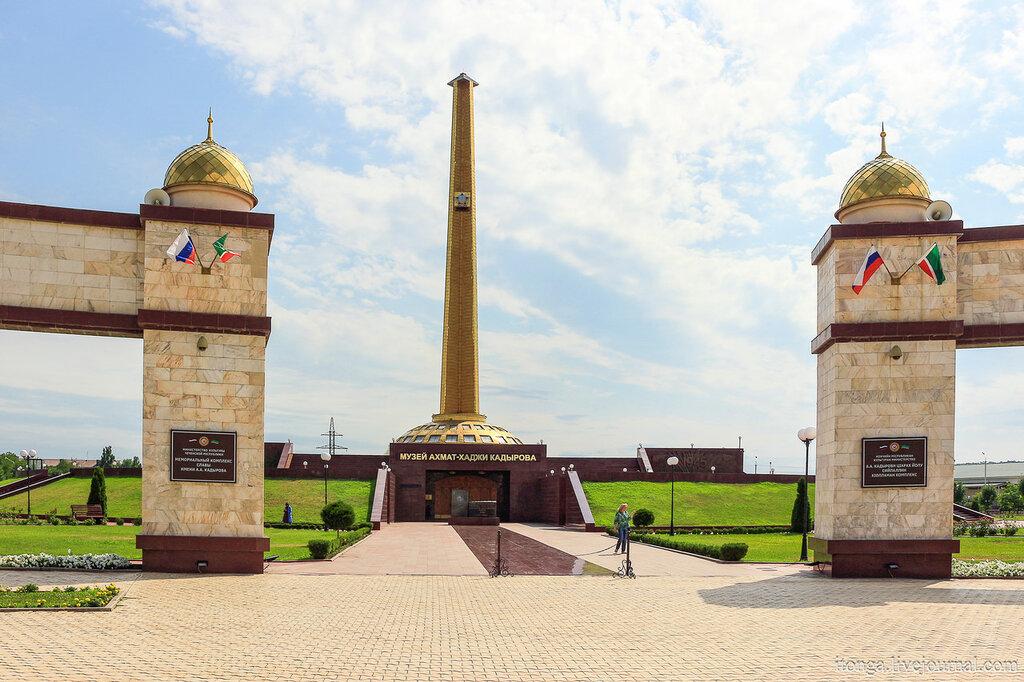 Грозный, экскурсия, Кавказ, Грозный, город республика, Чеченская Чечня, путешествие, Кадырова? Ахмата Музей
