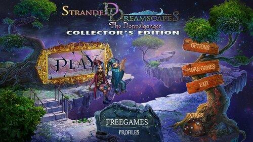 Тюрьма Сновидений 2. Перевертыш из Зазеркалья. Коллекционное издание | Stranded Dreamscapes 2: The Doppelganger CE (Rus)