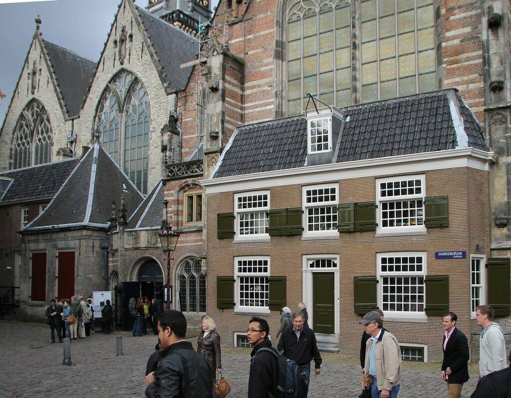 Ауде Керк (Oude Kerk), Амстердам