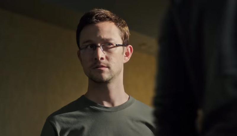 Вышел первый трейлер «Сноудена» Оливера Стоуна