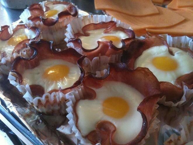 Красивые, вкусные и необычные блюда «два в одном»
