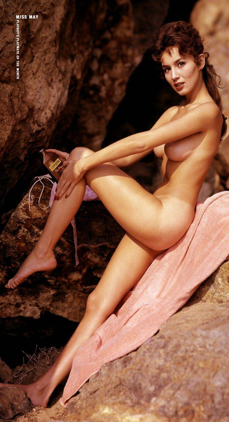 Девушки месяца журнала Playboy из 60х