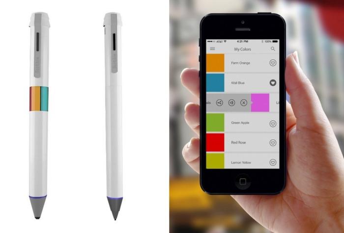 Ручка с широкими возможностями. Когда-нибудь пробовали рисовать? Быть может цветные рисунки? Определ