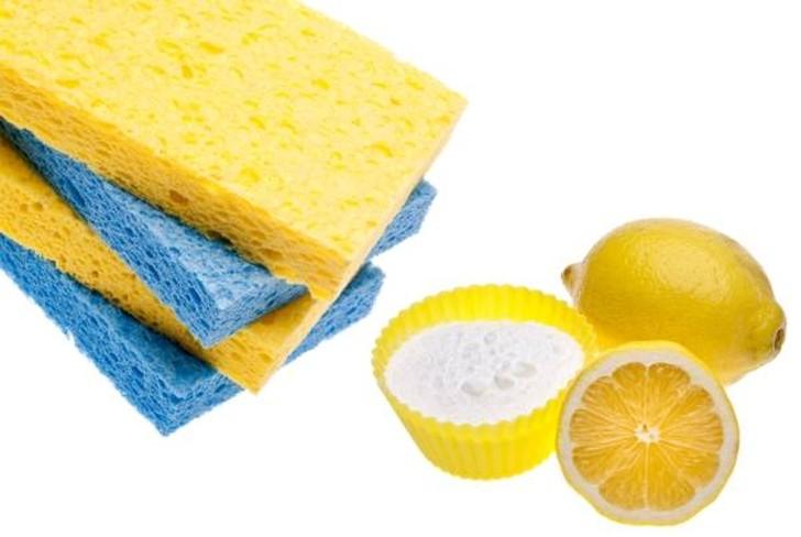 37. Чисто и приятно Разделочные доски : раствором из лимонного сока и воды можно почистить разделочн