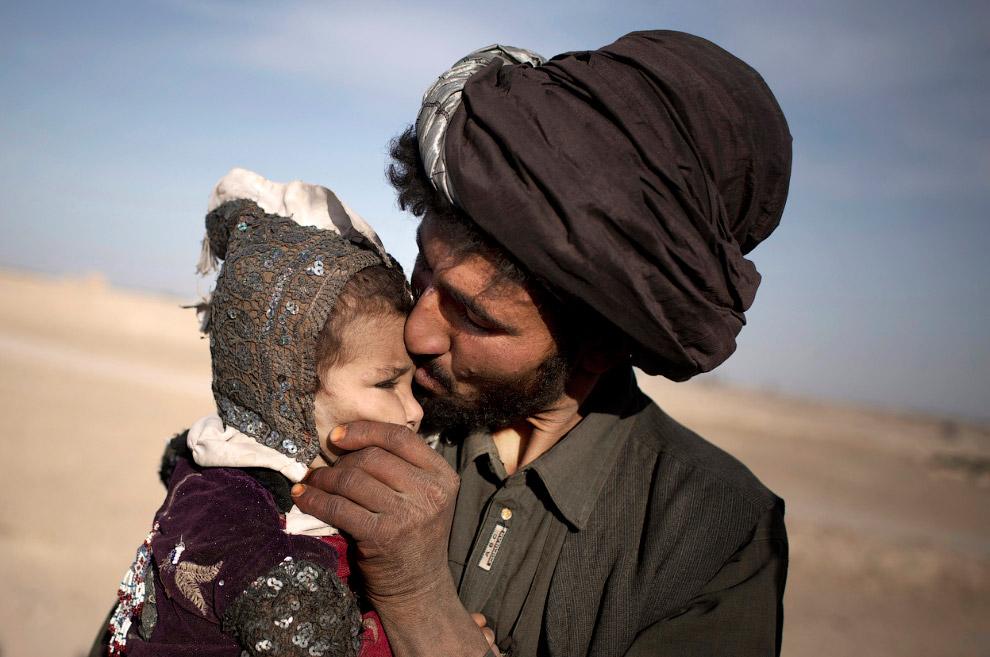 Афганские школьники, 27 сентября 2008. (Фото AP Photo | Anja Niedringhaus):