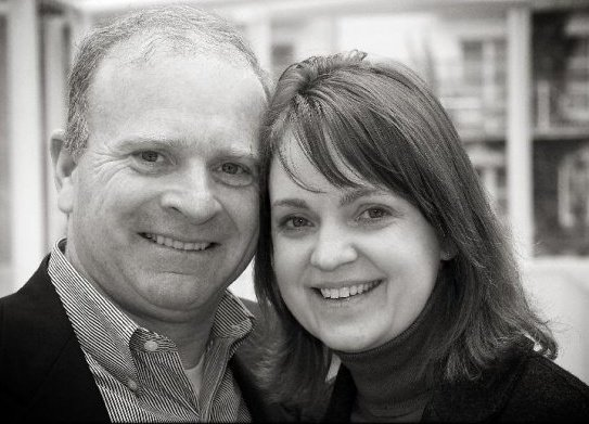 Кэролайн Джессоп удалось выжить. И даже найти любовь. На фото она с мужем Брайаном.