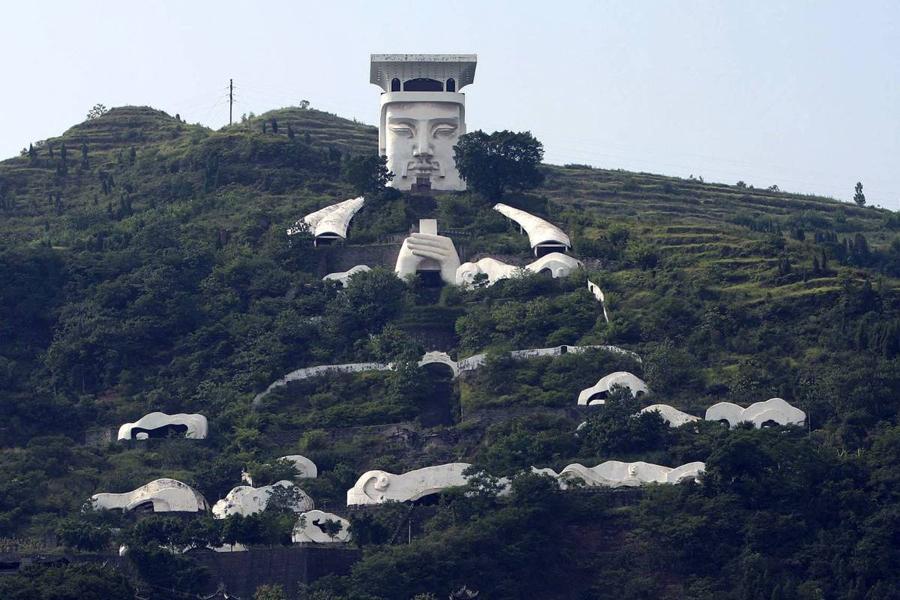 Город призраков в Китае — священное место в китайской мифологии. Таковым оно являлось несколько тыся