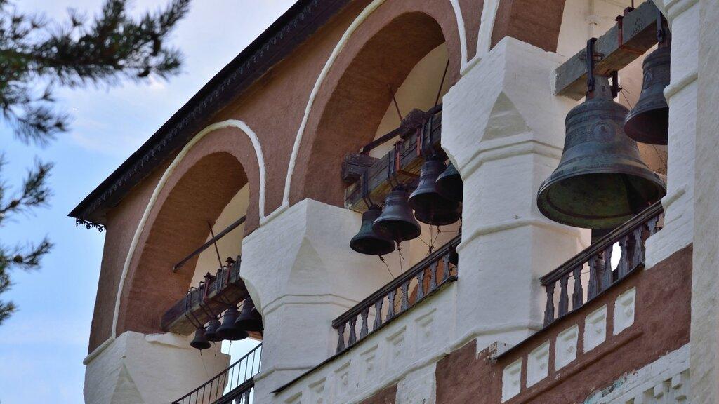 Звонница Спасо-Евфимиево монастыря