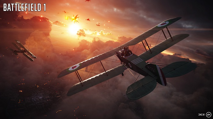 Бета Battlefield 1 стартует уже сегодня. Информация + видео геймплей