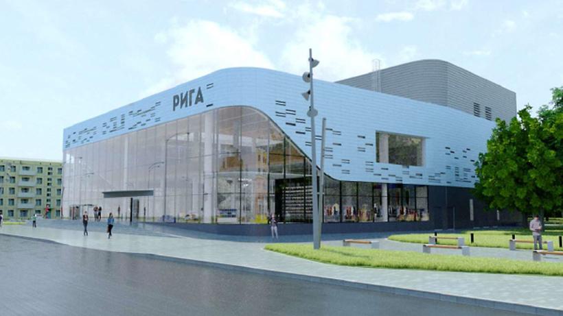 Московский кинотеатр «Рига» превратят вторговый центр