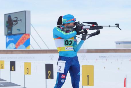 Размещены результаты допинг-проб казахстанских биатлонистов