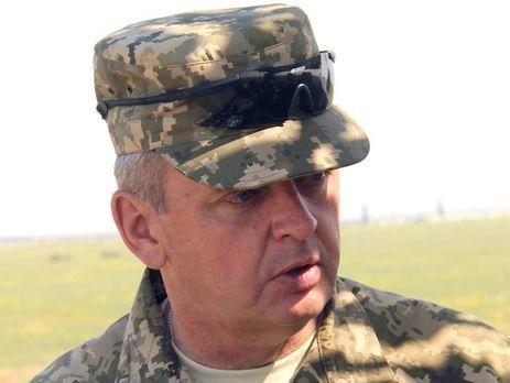 Впроцессе проведения АТО наДонбассе погибли 2197 украиских военных— Муженко