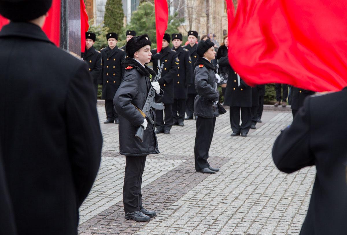 День защитника Отечества в Анапе