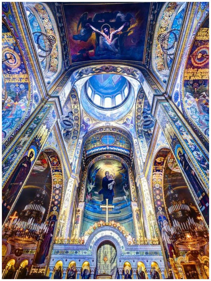 Владимирский собор, Киев. Украина.