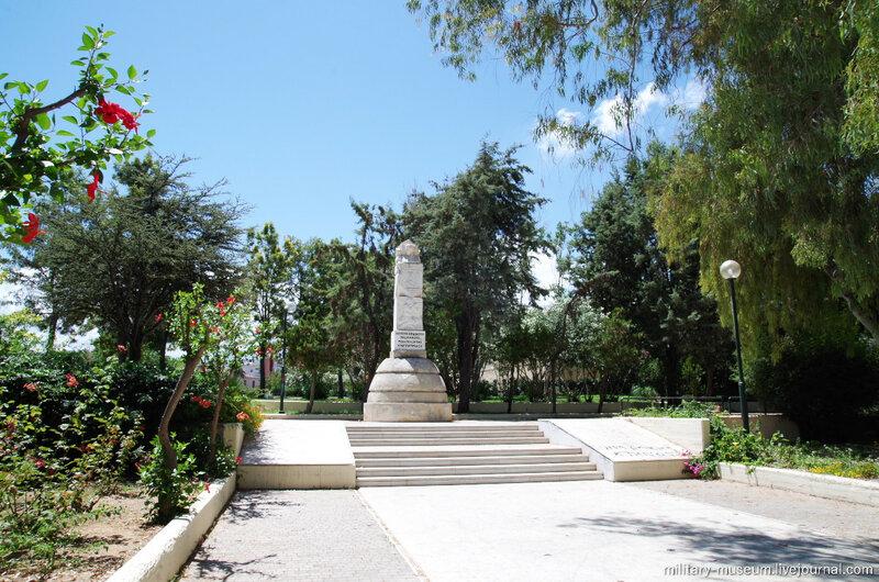 Военный музей в Ханья на острове Крит