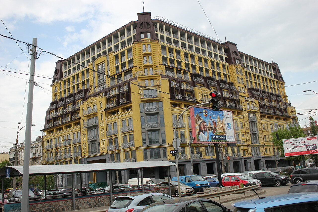 Современная архитектура в Киеве