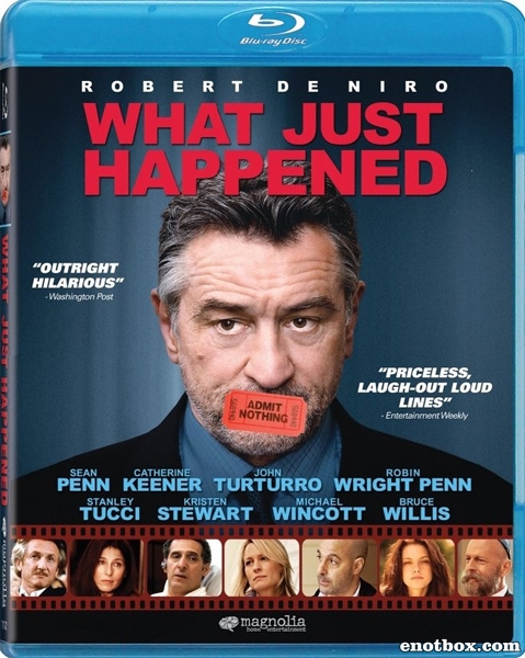 Однажды в Голливуде / What Just Happened (2008/BDRip/HDRip)