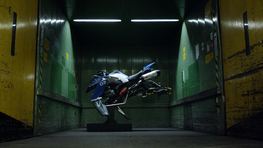 Концепт летающего байка Hover Ride Design