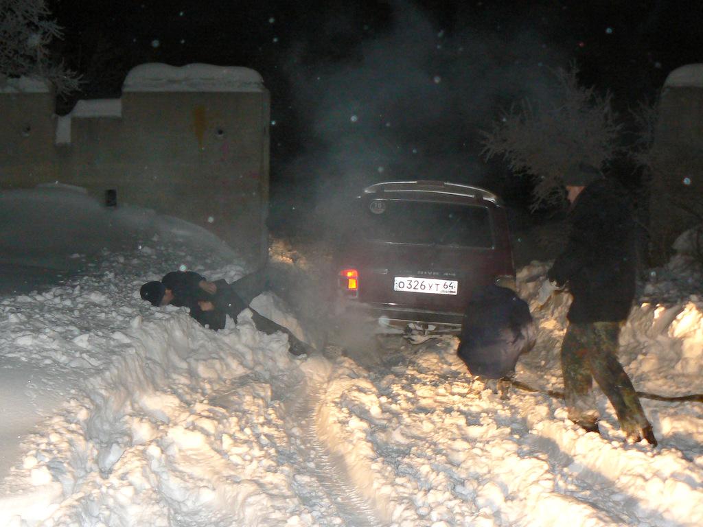 завокзальное ущелье зима фото 5