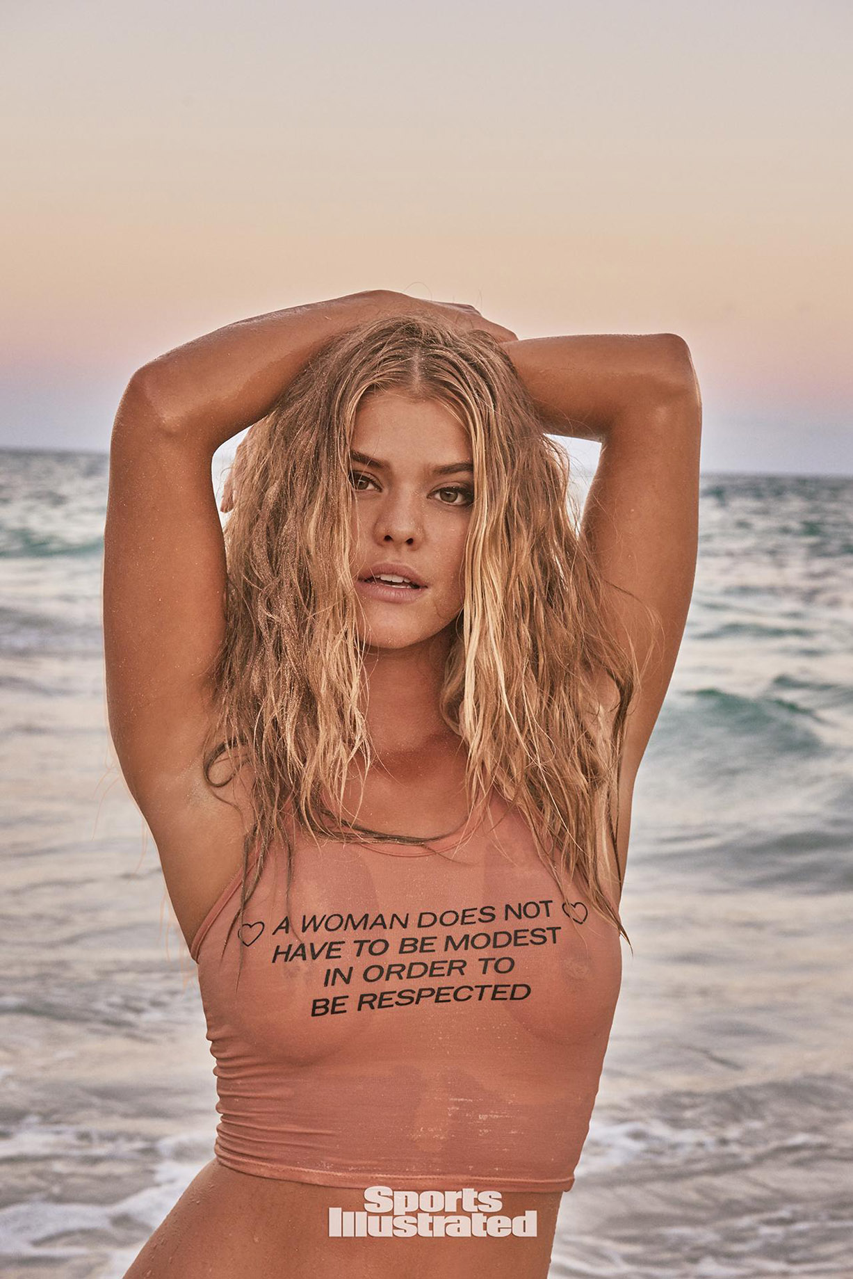 Nina Agdal / Нина Агдал в купальниках из новой коллекции Sports Illustrated Swimsuit 2017 issue / in Mexico by Ruven Afanador