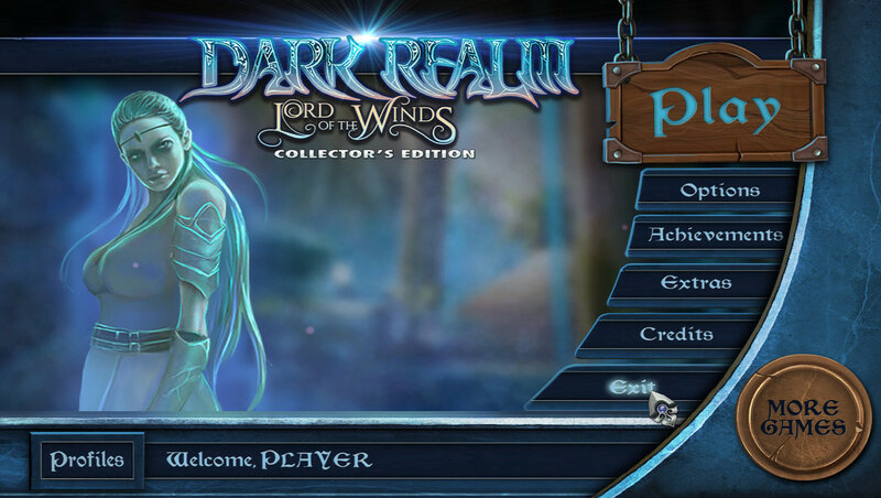 لعبة Dark Realm: Lord Winds