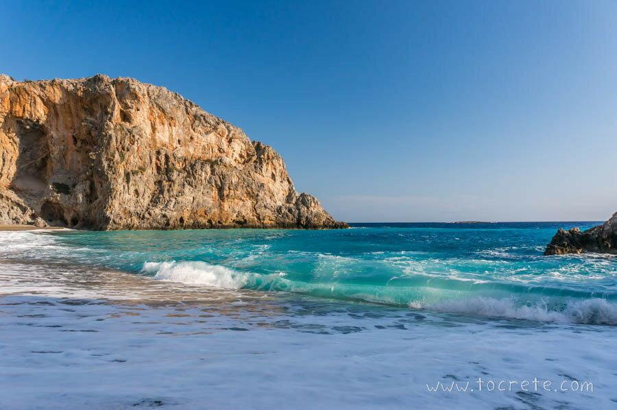 Пляж Агиофаранго | Agiofarango Beach