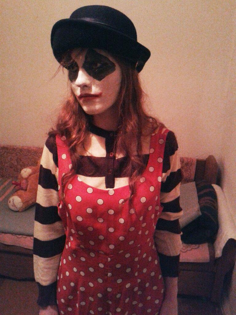 Хэллоуин образ
