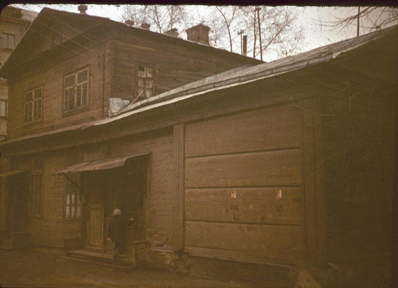 Мещанская улица