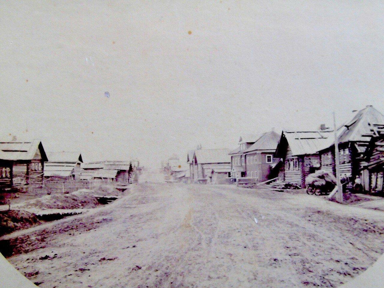 Деревня Большой Двор