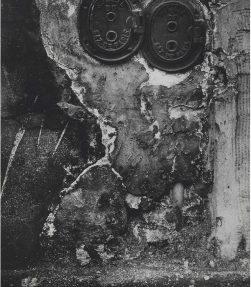1935. Граффити. Серия VIII Магия. Газовые вентили