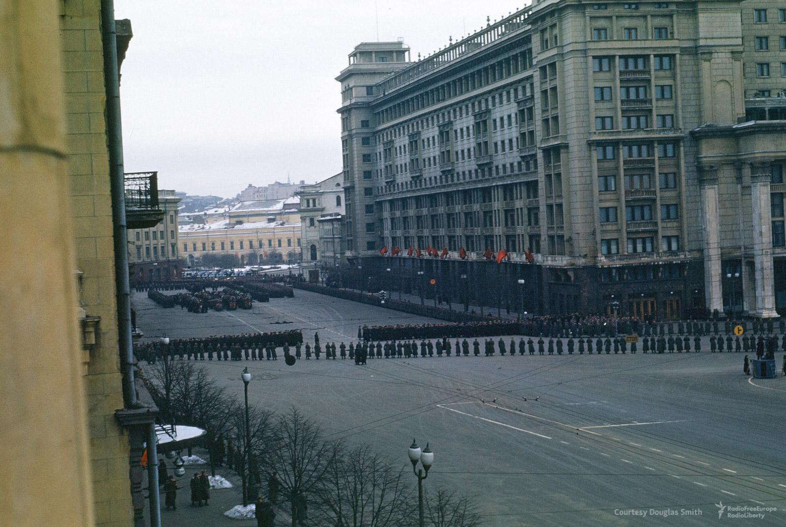 08. Похороны Сталина