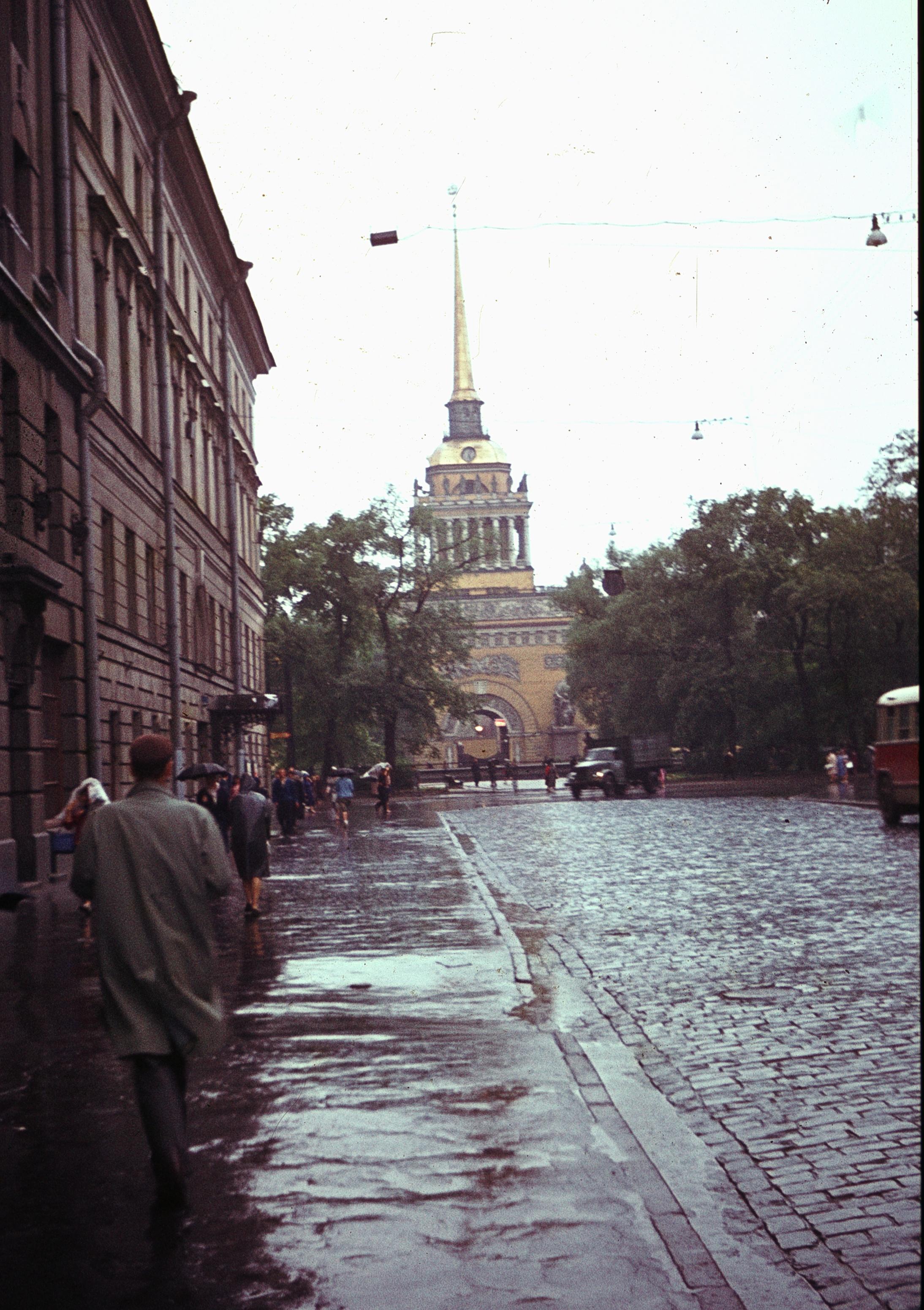 Ленинград. Адмиралтейство