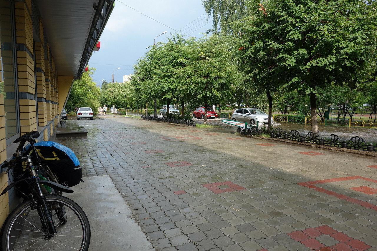 потоп, Сормово-Канавино