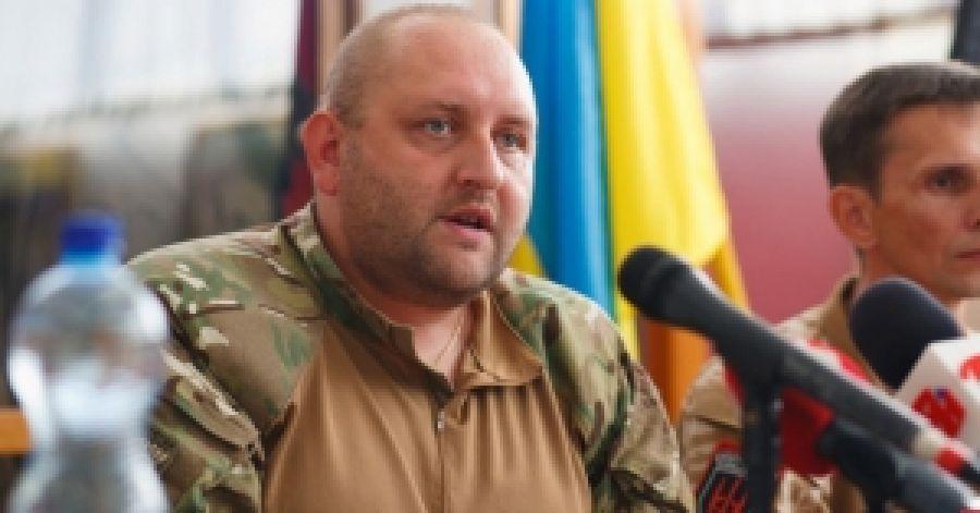 """Командир ДУК относительно ареста вторая """"Барса"""""""