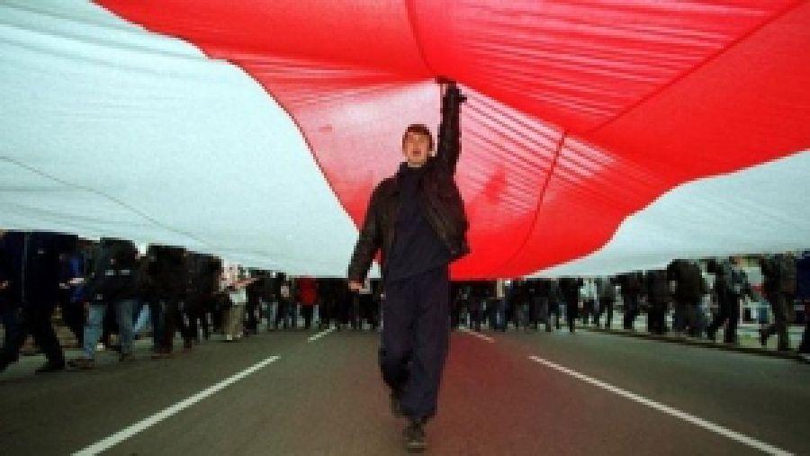 В Беларуси протестуют против российской базы