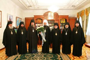La reședința mitropolitană s-au desfășurat lucrările Sinodului Bisericii Ortodoxe din Moldova